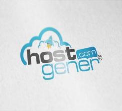Logo çalısması - HOST GENER