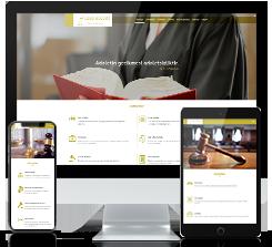 Hukuk-Avukat Web Paketi